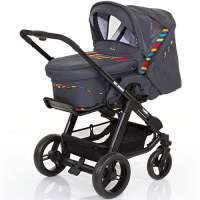 ABC Design Turbo 4S Rainbow Kombikinderwagen