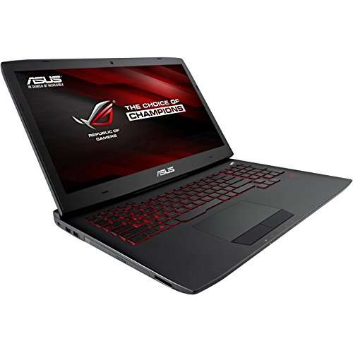 Asus G751JY T7335H Gaming Notebook