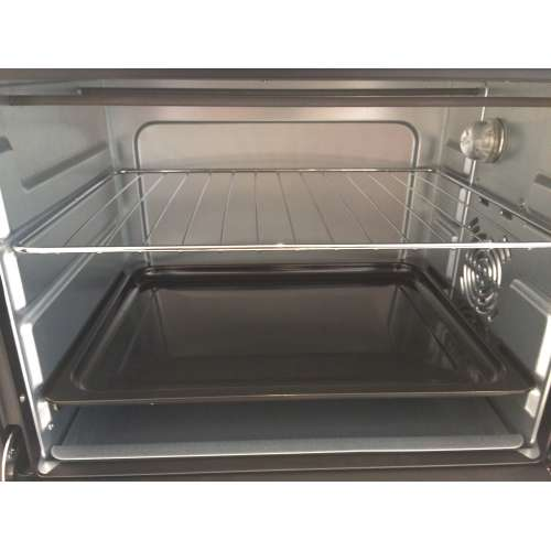 Test - elektrischer Backofen FA 5044-1 TZS First Austria 8