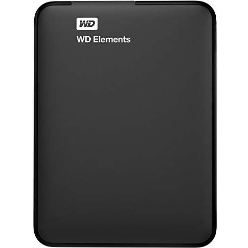 Western Digital Elements 3 TB Externe Festplatte