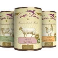 Terra Canis Classic Hundefutter