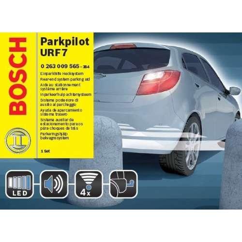 bosch parkpilot urf7 einparkhilfe test. Black Bedroom Furniture Sets. Home Design Ideas