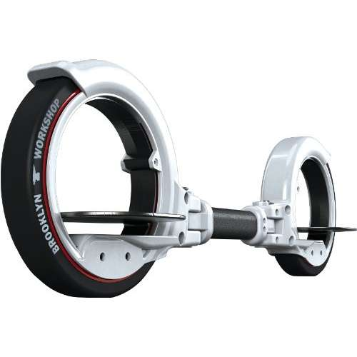 WHITE FREERIDER Hoverboard