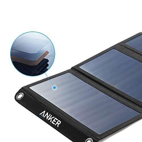 anker powerport 21w solar ladeger t test. Black Bedroom Furniture Sets. Home Design Ideas