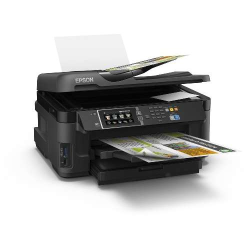 Epson WorkForce WF 7620DTWF Multifunktionsdrucker