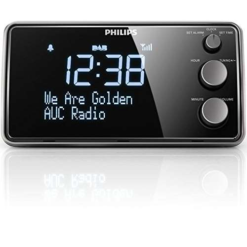Philips AJB3552 12 Radiowecker