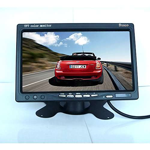 buyee car kit tft lcd monitor r ckfahrkamera test. Black Bedroom Furniture Sets. Home Design Ideas