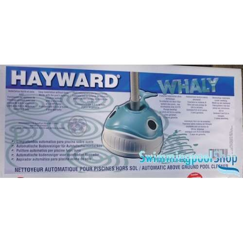 Hayward Magic Poolroboter