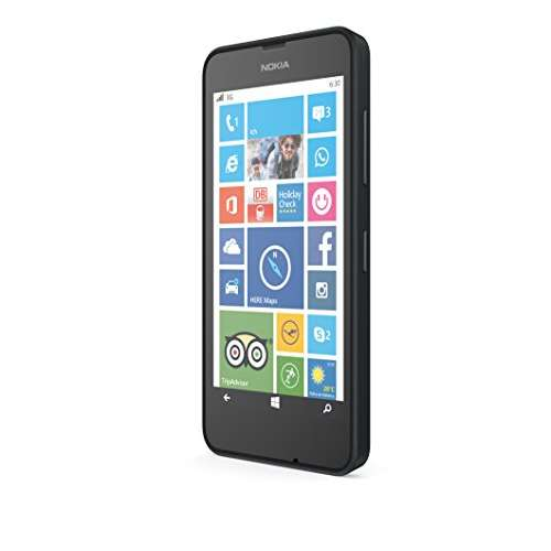 Nokia Lumia 630 Dual-SIM Windows Handy