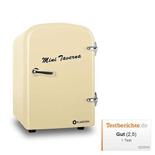 Klarstein Bella Taverna Mini Kühlschrank Test