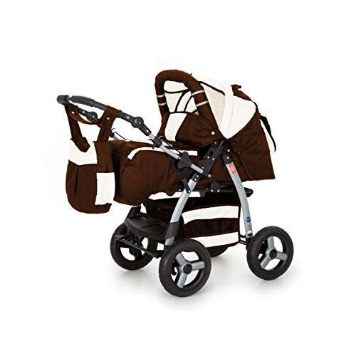 lux4kids magnum kinderwagen test. Black Bedroom Furniture Sets. Home Design Ideas