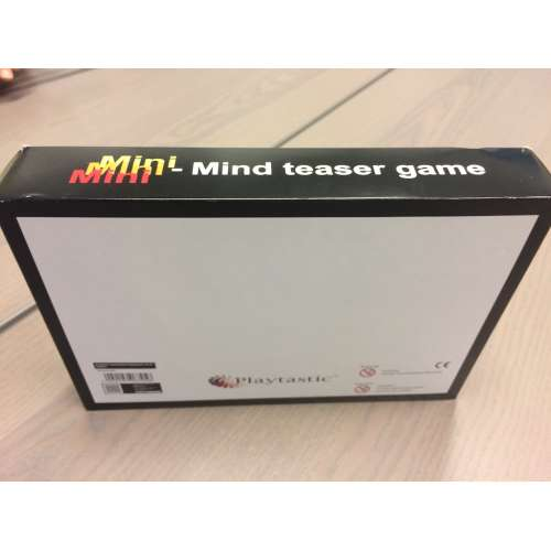 Mini-Mind-Teaser-Game-Box von PEARL 4
