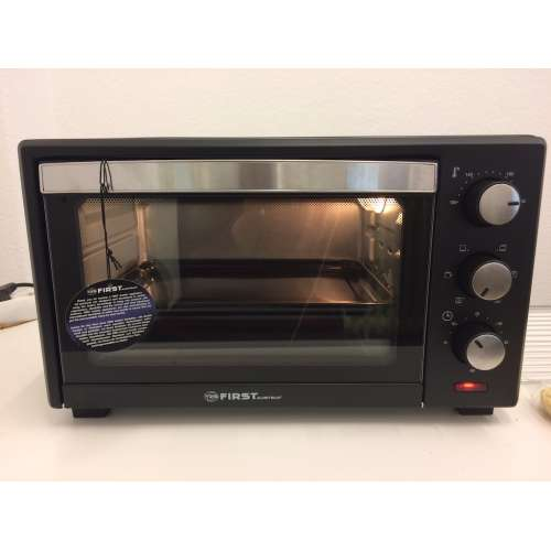 TZS First Austria FA-5042-2 Mini Backofen 1