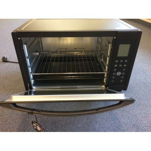 TZS First Austria FA-5042-2 Mini Backofen 2
