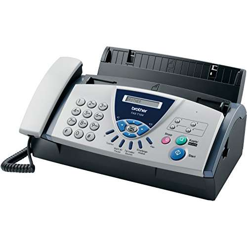 Brother FAX T102 Faxgerät