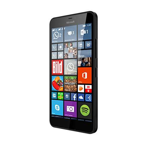 microsoft lumia 640 xl dual sim windows handy test. Black Bedroom Furniture Sets. Home Design Ideas