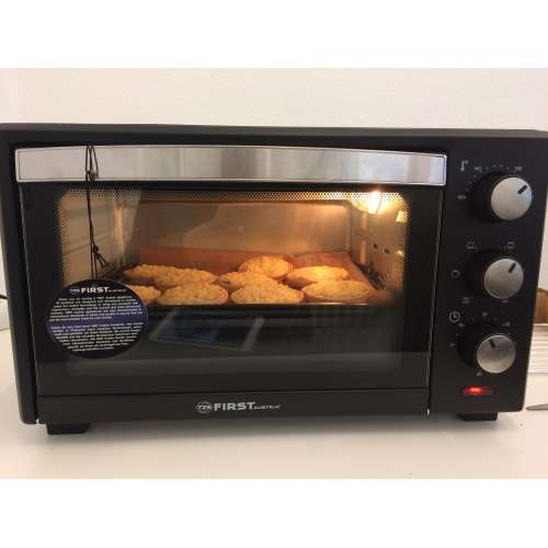 TZS First Austria FA-5042-2 Mini Backofen 3
