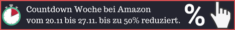 Aktionswochen bei Amazon