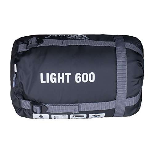 Explorer Light 600 Schlafsack