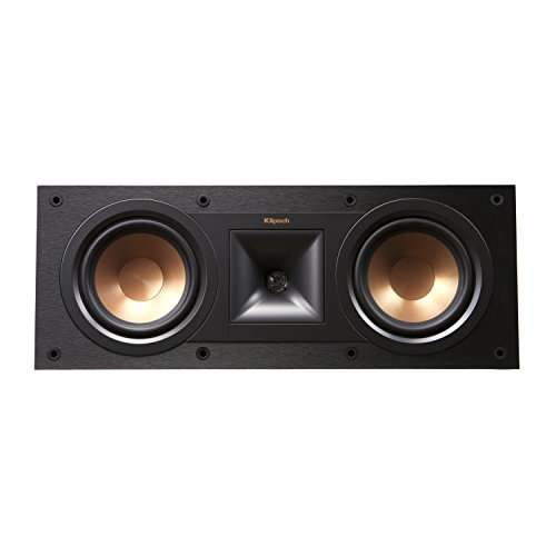 klipsch r 25c center lautsprecher test. Black Bedroom Furniture Sets. Home Design Ideas