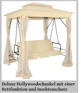 hollywoodschaukel test das ist beim kauf zu beachten. Black Bedroom Furniture Sets. Home Design Ideas