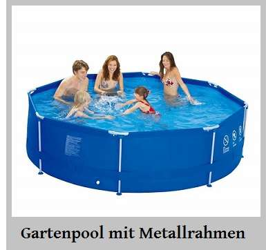 Pool test vergleich 2018 die top 5 gartenpools for Gartenpool metall
