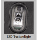 LED Technoligie bei einer Gaming Maus