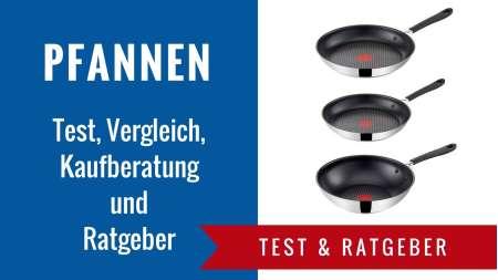pfannen test 2018 top 5 pfannen sets inkl ratgeber. Black Bedroom Furniture Sets. Home Design Ideas