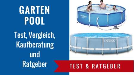 Pool test vergleich 2018 die top 5 gartenpools for Gartenpool test 2018