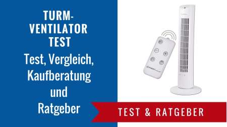 Turmventilator Test