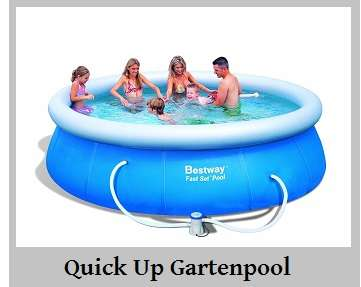 Quick Up Gartenpool