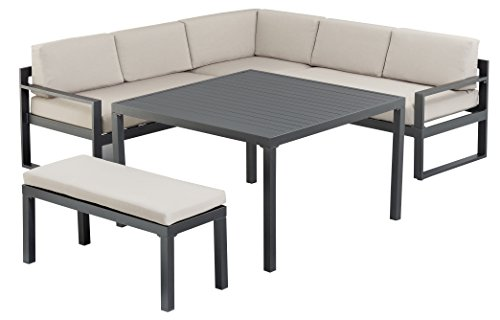 kettler ocean casual dining gartenm bel test. Black Bedroom Furniture Sets. Home Design Ideas