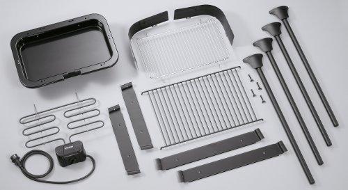 severin pg 2792 barbecue elektrogrill test. Black Bedroom Furniture Sets. Home Design Ideas
