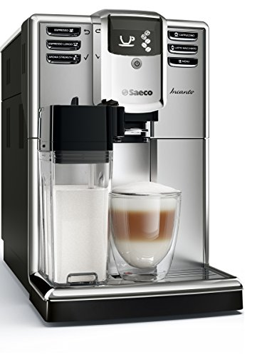 saeco incanto hd8917 01 kaffeevollautomat test. Black Bedroom Furniture Sets. Home Design Ideas
