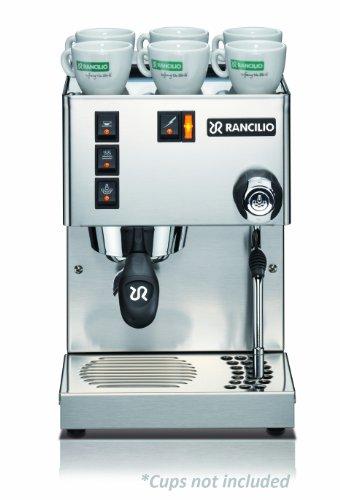 rancilio silvia espressomaschine test. Black Bedroom Furniture Sets. Home Design Ideas