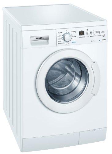 siemens wm14e32a waschmaschine test. Black Bedroom Furniture Sets. Home Design Ideas